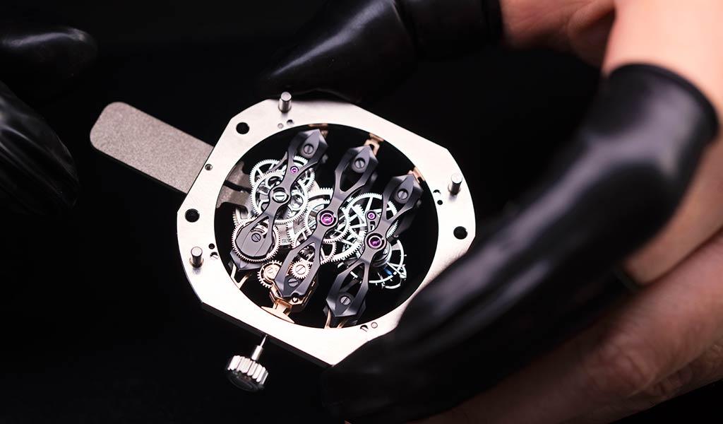 Новые швейцарские часы Girard-Perregaux