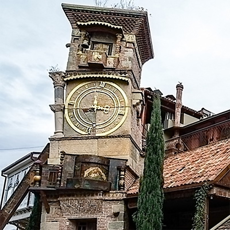 Башня с часами Грузия
