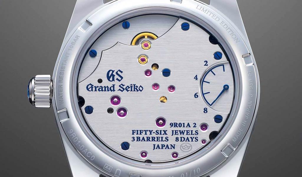 Ювелирные часы Grand Seiko