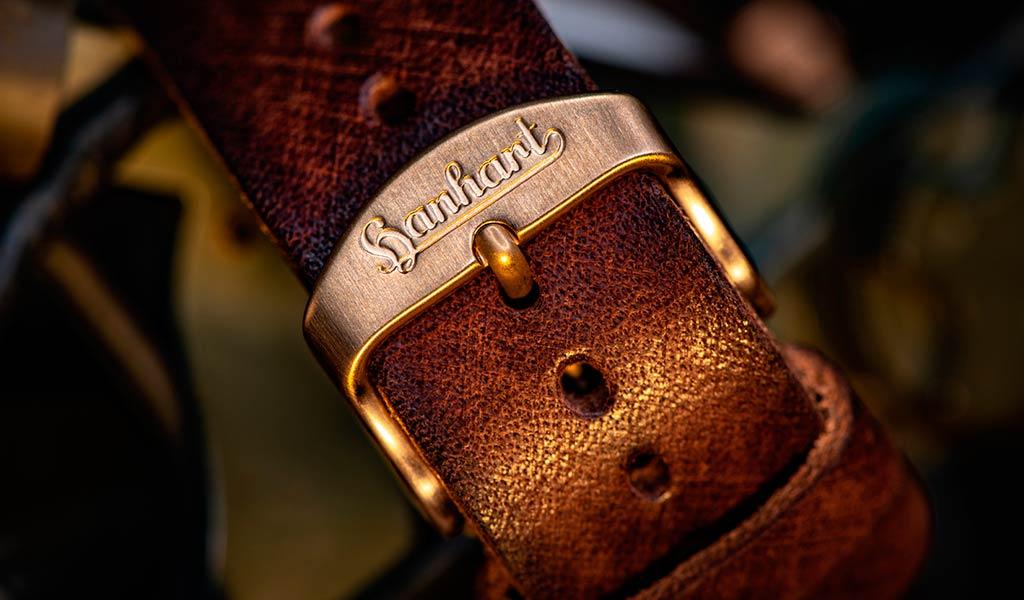 Наручные часы Германия Hanhart PIONEER One Bronze