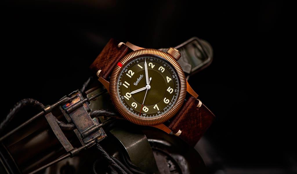 Наручные часы Hanhart PIONEER One Bronze