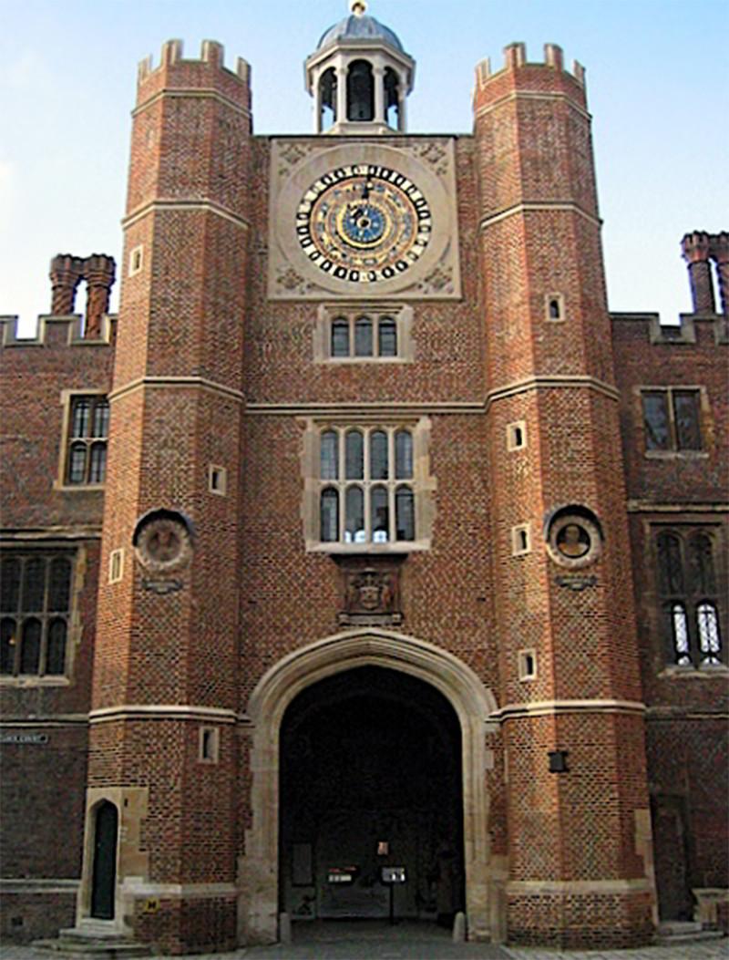Дворцово-парковый комплекс Хэмптон-Корт (англ. Hampton Court)