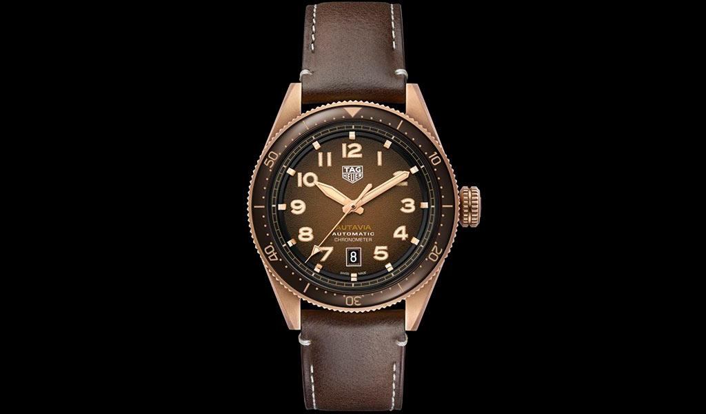 Наручные часы TAG Heuer Autavia Bronze