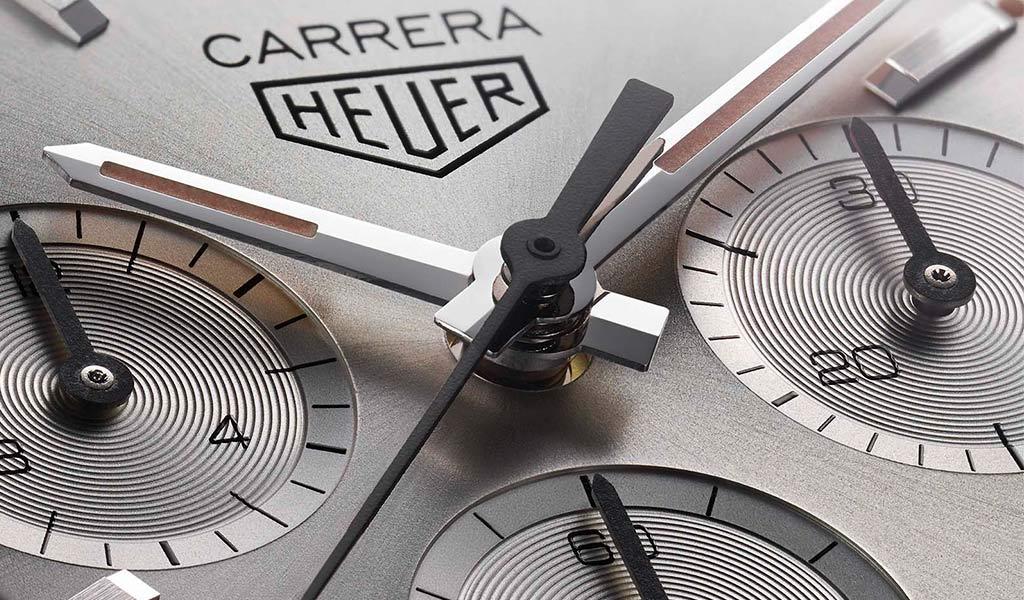 Наручные часы TAG Heuer Carrera 160 Years Silver Edition