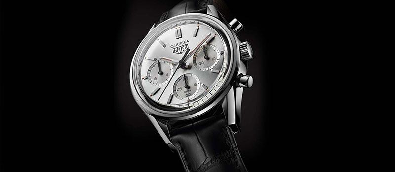Новая лимитированная модель часов Carrera 160 Years Silver Limited Edition от TAG Heuer