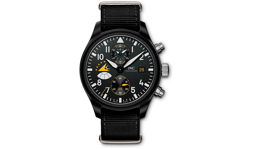 Часы летчика ВМС Pilot's Watch Chronograph Edition «Eagles»