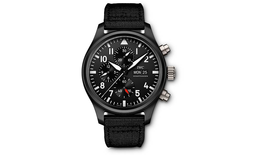 Часы летчика Pilot's Watch Chronograph TOP GUN