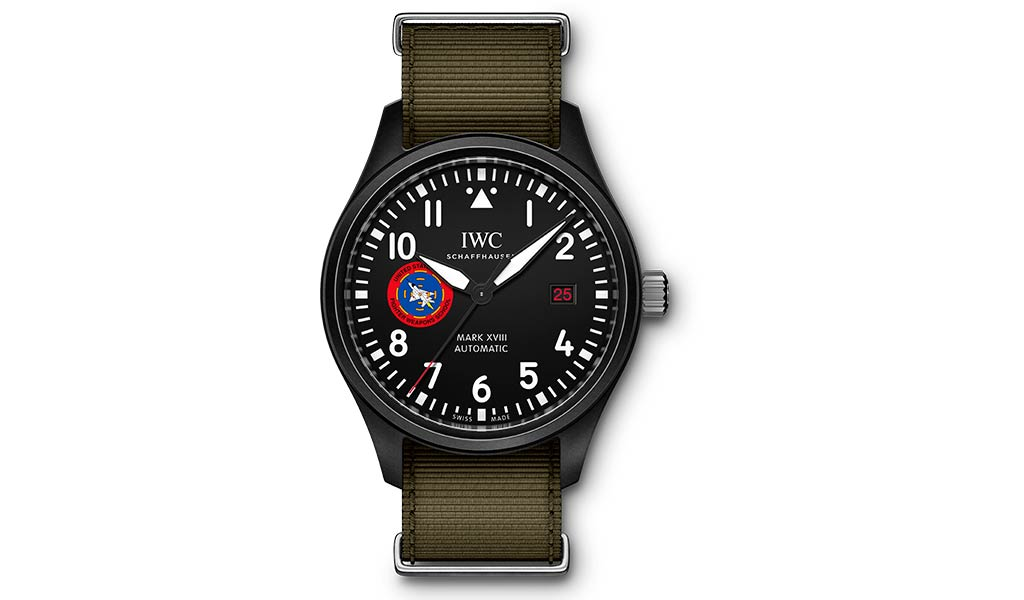 Часы летчика Pilot's Watch Mark XVIII Edition «Strike Fighter Tactics Instructor»