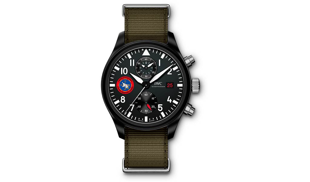 Часы Pilot's Watch Chronograph Edition «Strike Fighter Tactics Instructor»