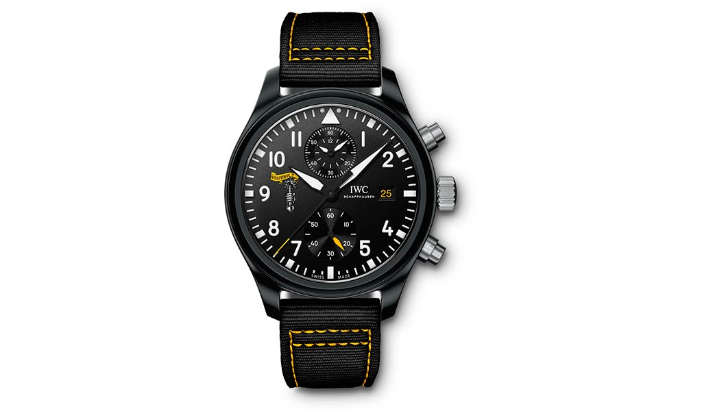 Часы пилоты Pilot's Watch Chronograph Edition «Royal Maces»