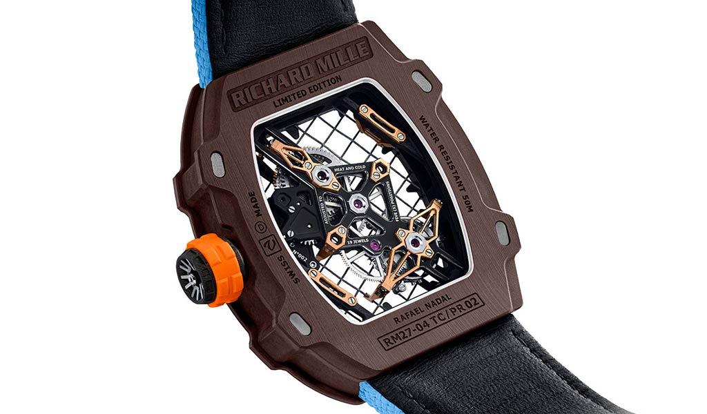 Новые часы Richard Mille RM 27-04