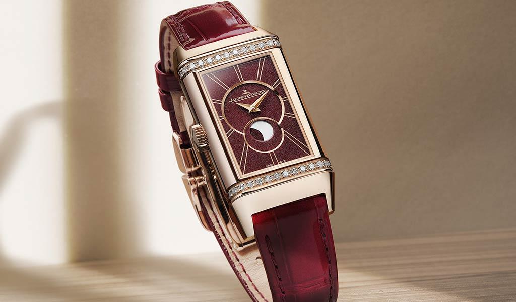Женские швейцарские часы Jaeger-LeCoultre