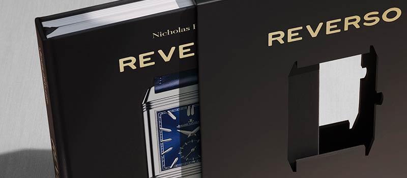 Jaeger-LeCoultre объявляет о выпуске новой книги: Reverso