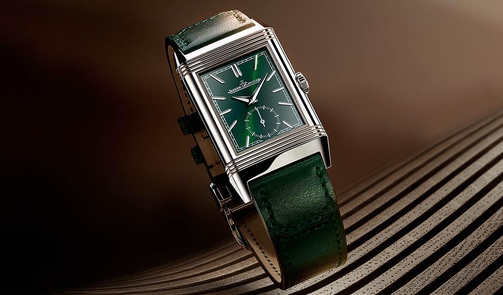 Новые часы Jaeger-LeCoultre