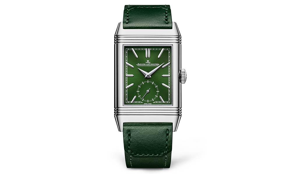 Новые швейцарские часы Jaeger-LeCoultre