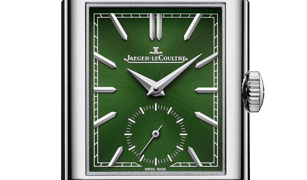 Швейцарские механические часы Jaeger-LeCoultre