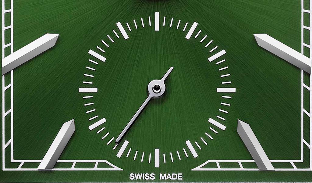 Новые швейцарские механические часы Jaeger-LeCoultre
