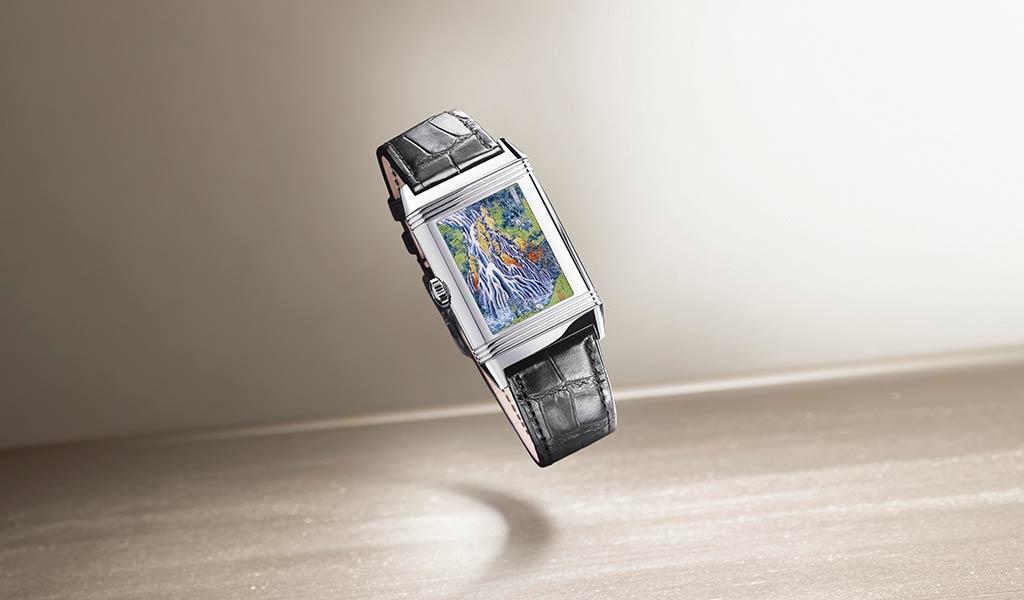 Новые часы Reverso Jaeger-LeCoultre