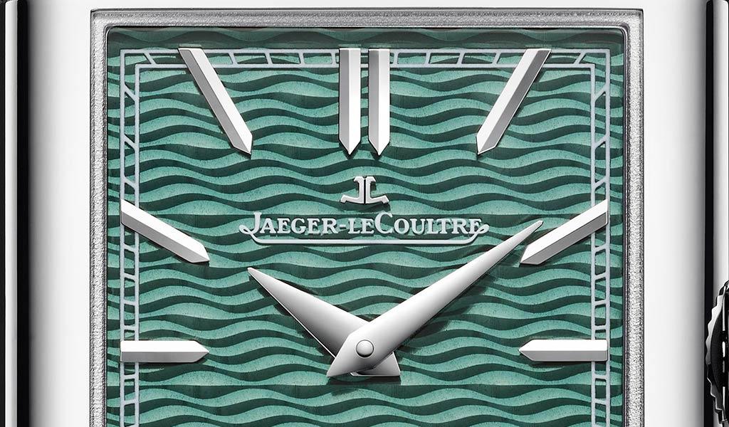Наручные часы с эмалью Reverso Jaeger-LeCoultre