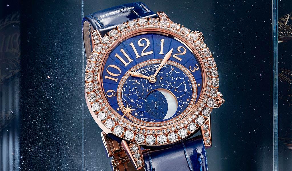 Женские золотые часы Rendez-Vous Dazzling Moon Lazura