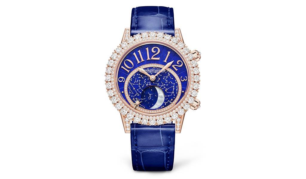 Женские механические часы Rendez-Vous Dazzling Moon Lazura