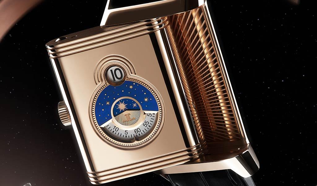 Швейцарские наручные часы Reverso Tribute Nonantieme