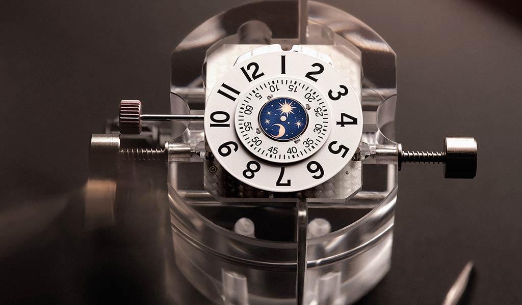 Швейцарский часовой механизм Jaeger-LeCoultre
