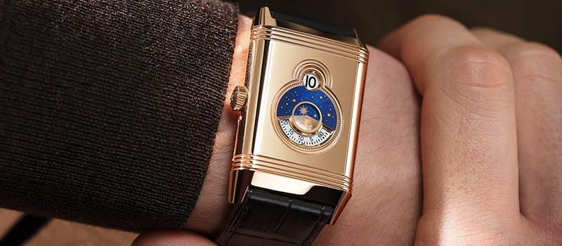 Jaeger-LeCoultre представляет часы Reverso Tribute Nonantieme