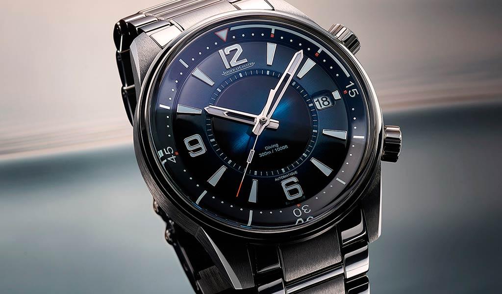 Дайверские часы Polaris Mariner Memovox Jaeger-LeCoultre