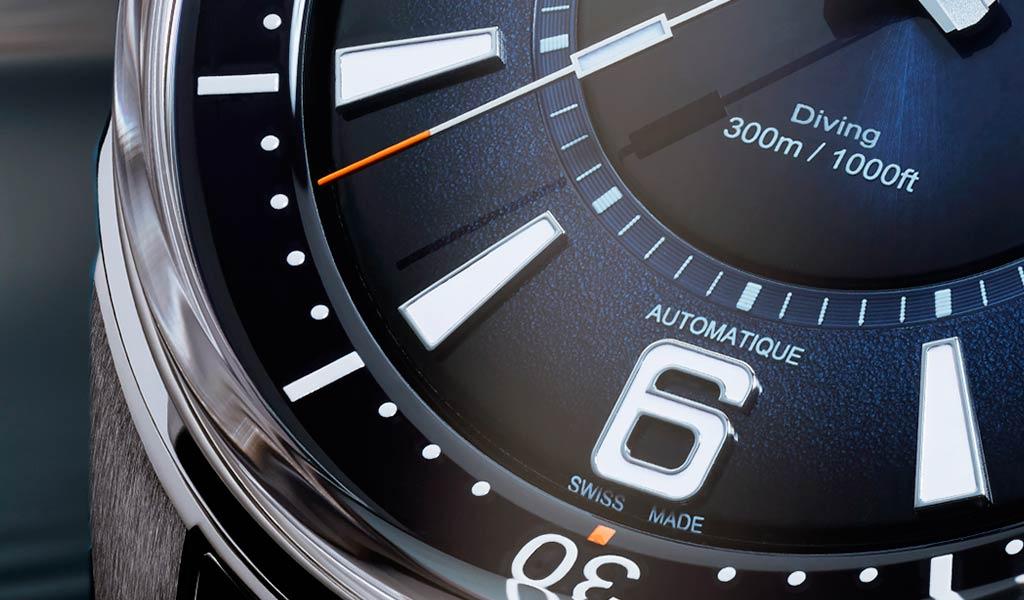 Швейцарские часы Polaris Mariner Memovox Jaeger-LeCoultre