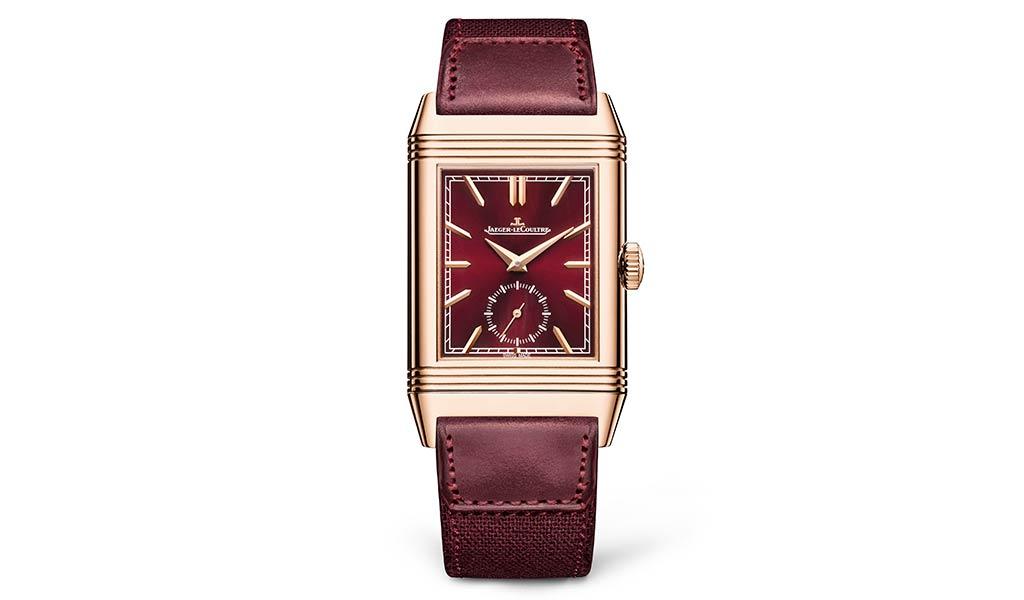 Новые наручные часы Reverso Tribute Duoface Fagliano