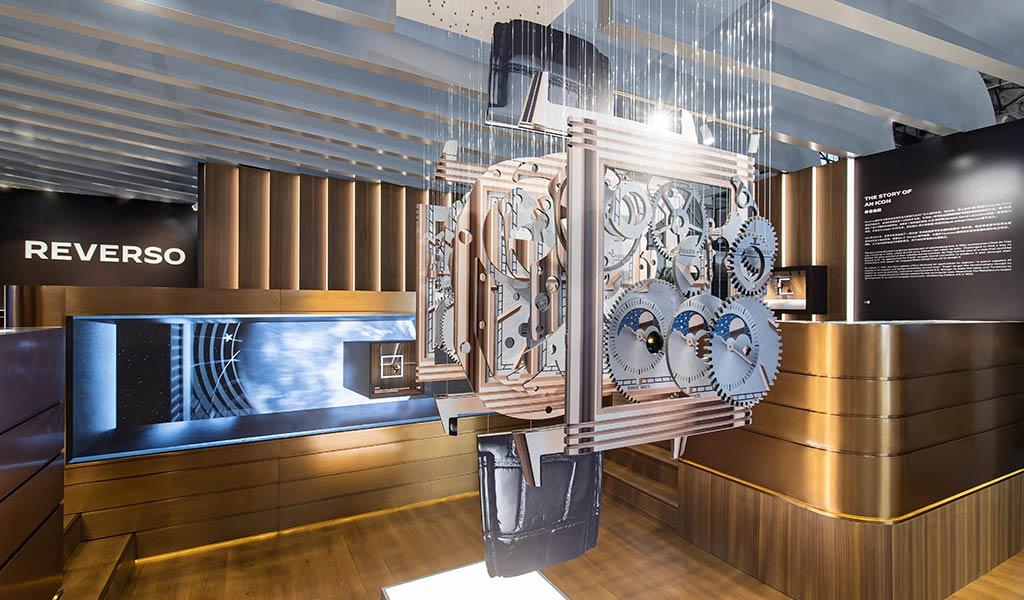 Инсталяция Пространство-время американского художника Майкла Мерфи