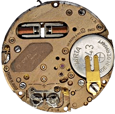 Механизм камертонных часов