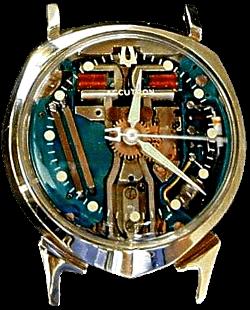Часы камертонные Bulova