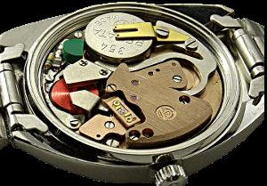 Часы с камертонным регулятором