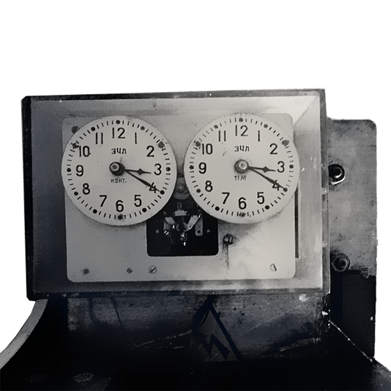 Механизм башенных часов