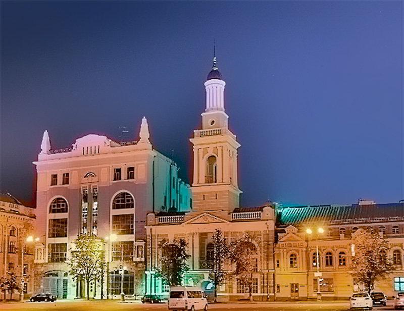 Киев часы с карильоном