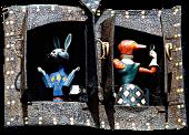 Часы кукольного театра Образцова