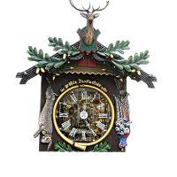 Часы с кукушкой фото