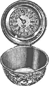 Часы Кулибин