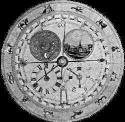 Старинные часы Кулибина