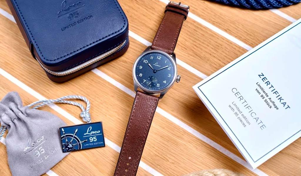 Механические часы Laco Edition 95