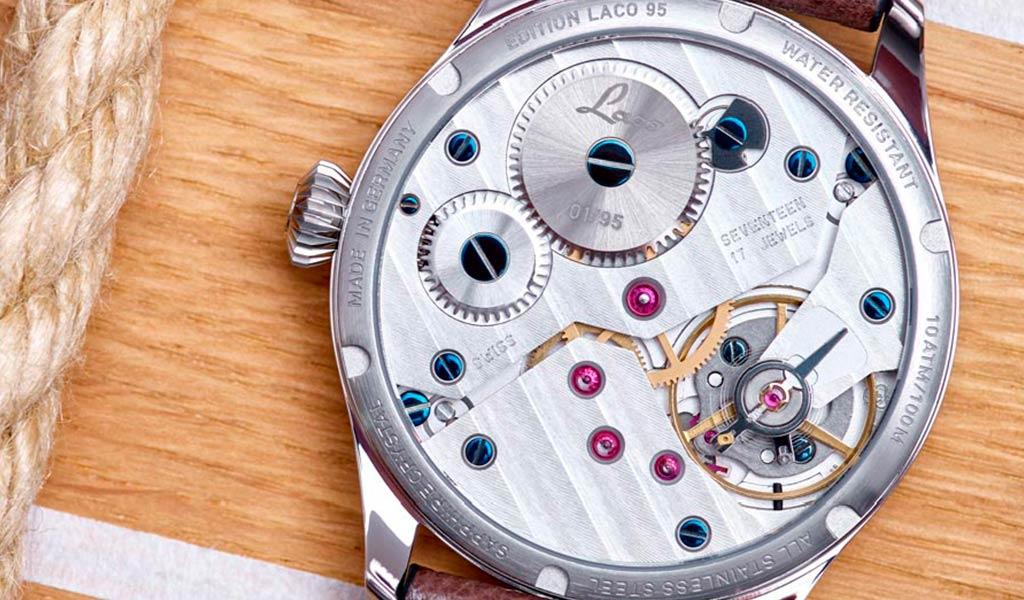 Немецкие наручные часы Laco Edition 95