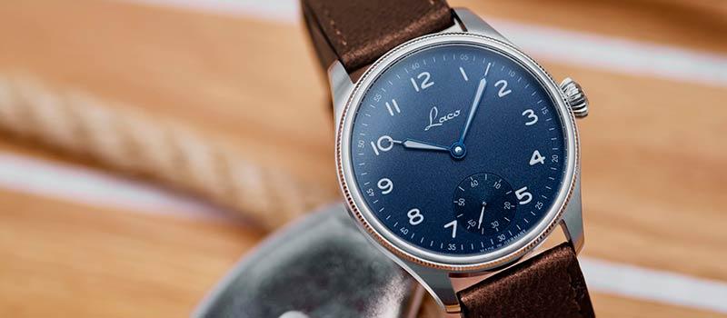 Механические часы Edition 95 от немецкой компании Laco, лимитированная юбилейная коллекция