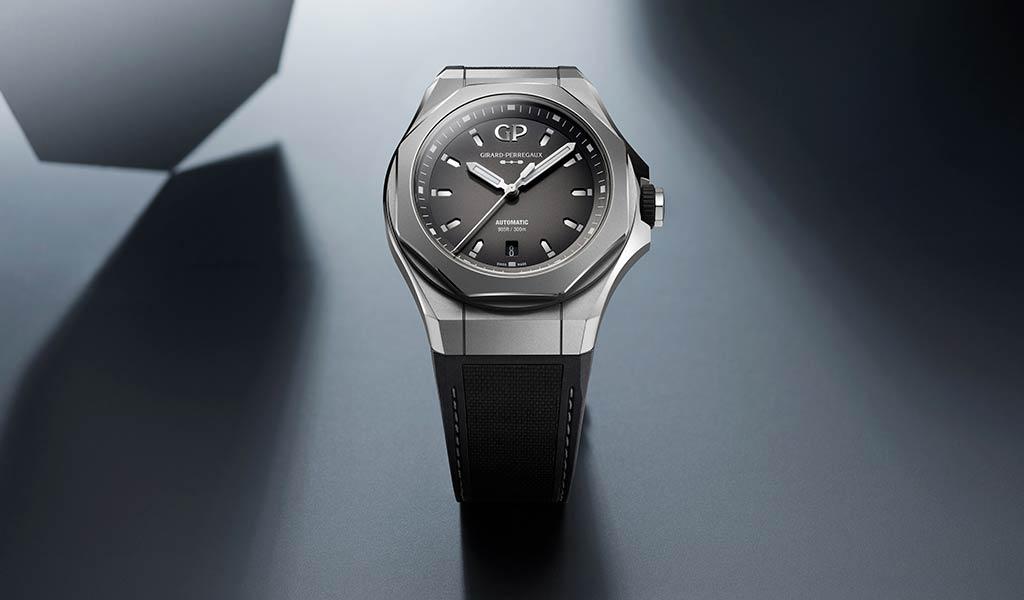 Новые часы Girard-Perregaux