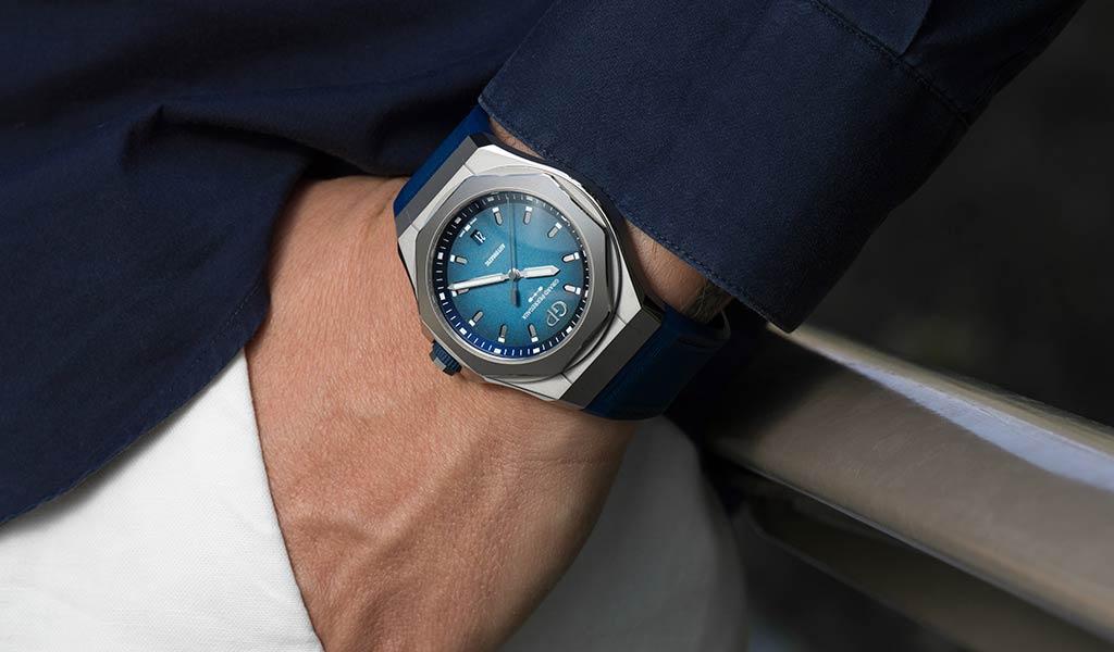 Новые часы Laureato Absolute Ti 230