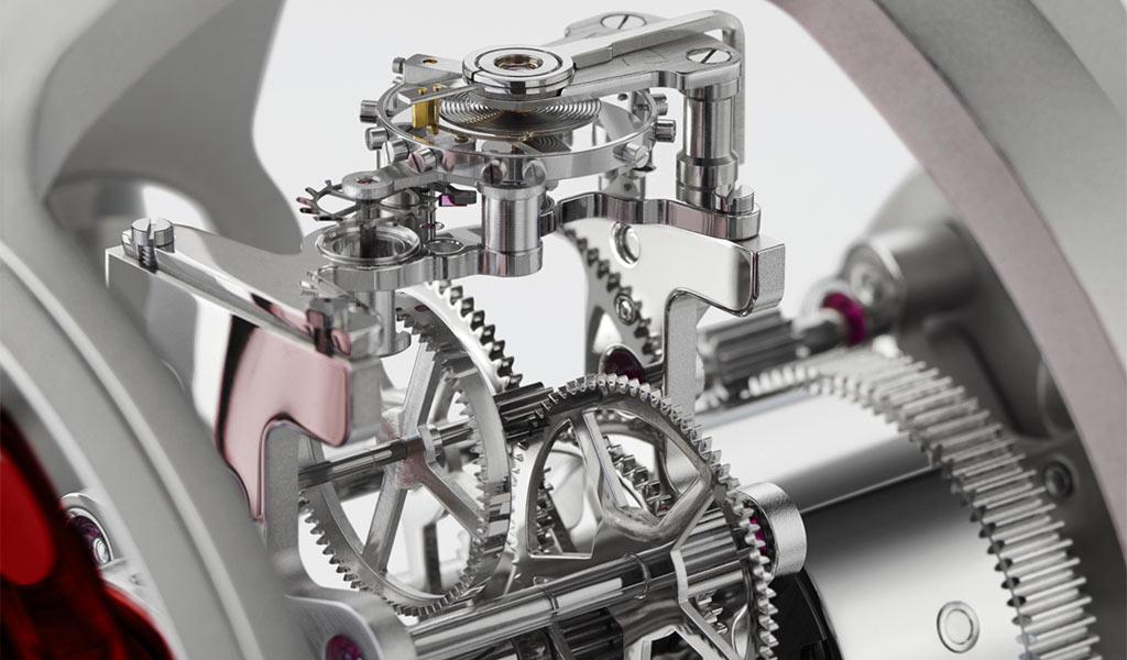Часовой механизм L'EPEE 1839