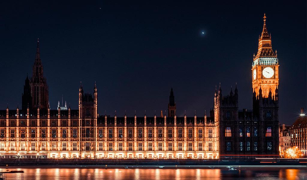 Лондон Биг Бен
