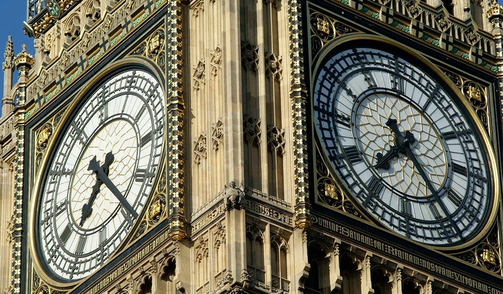 Лондон Big Ben