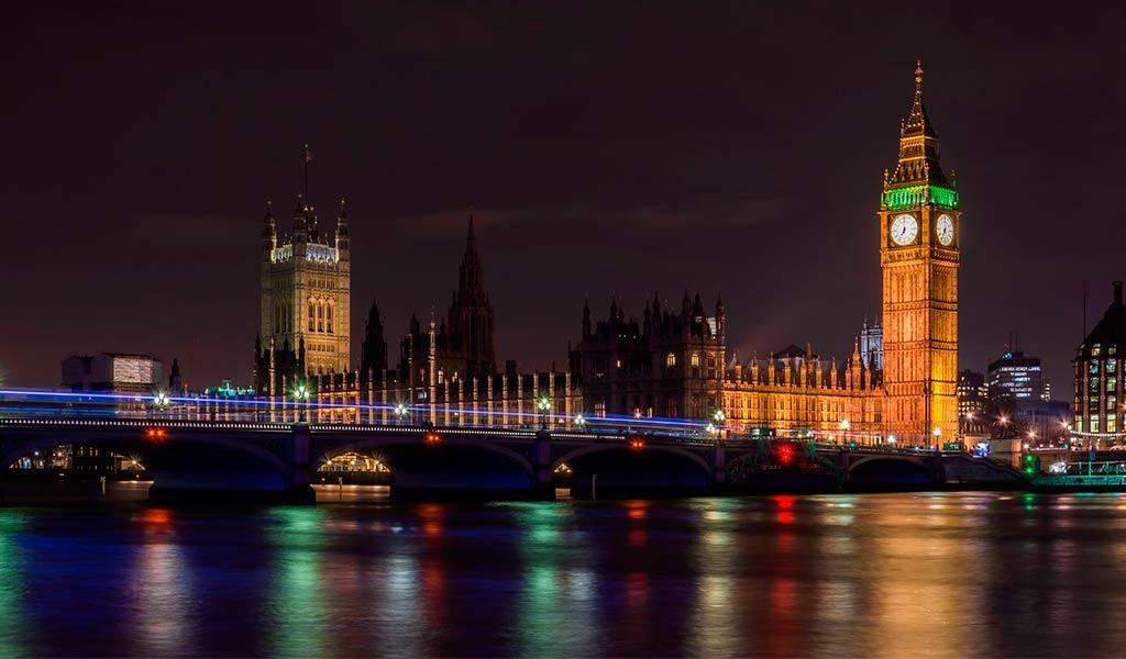 Big Ben Британия